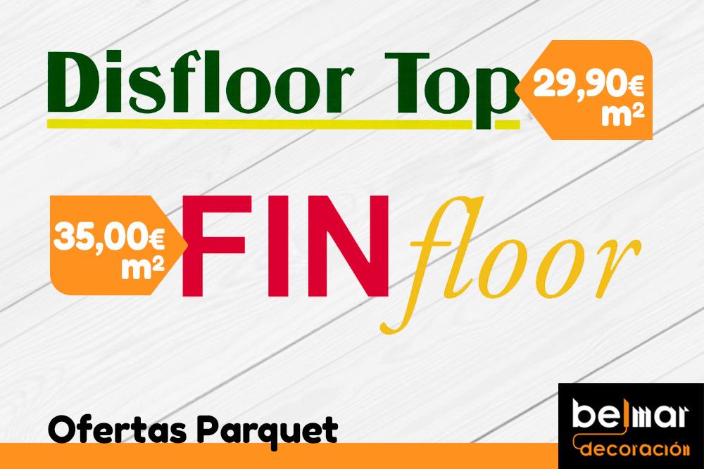Oferta Parquet Dsifloor Y Finfloor