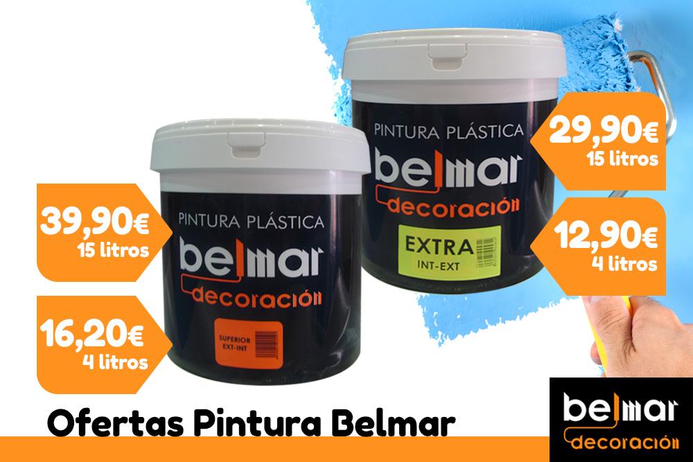 Oferta En Pintura Plástica Belmar
